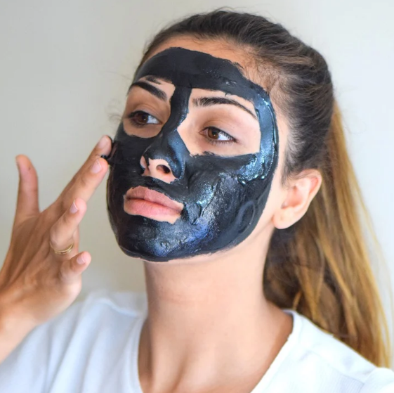 Masque visage maison peau grasse